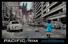 New Pacific Rim Art That Could Possibly Be Mondo Posters