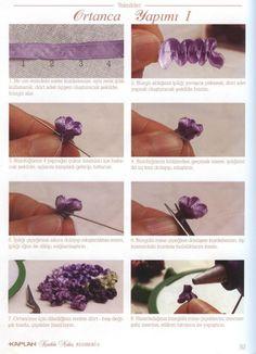 (141) Gallery.ru / Фото #1 - Страницы из книг (вышивка лентами) - Alika1402