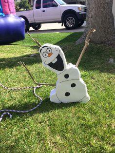 Frozen Olaf Pinata