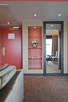Starling Hotel in Genève, Switzerland, one of our favourite hotels, Interior Design by Consonni