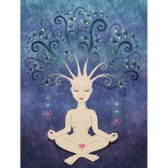 Meditace ...