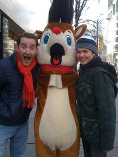 Paul Byrom and Damian McGinty.... I wish they were still in Celtic Thunder! :(
