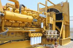 Caterpillar 2000 kW Diesel - Used Generator Sets Caterpillar Inc, Caterpillar Engines, Industrial Generators, Generators For Sale, Diesel Locomotive, Electric Power, Diesel Engine, Heavy Equipment, Repair Manuals