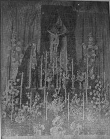 Altares domésticos de Semana Santa - Cordobapedia - La Enciclopedia Libre de Córdoba