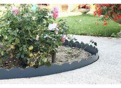 Bordure jardin ondine provence castorama perpignan or for Bordure jardin gris castorama
