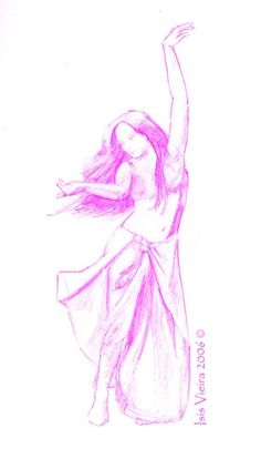 Belly Dancer Vector Royalty Free Cliparts Vectors And