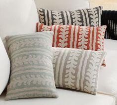 pottery barn outdoor pillows cobalt blue outdoor pillows   Google Search | Accents | Pinterest  pottery barn outdoor pillows