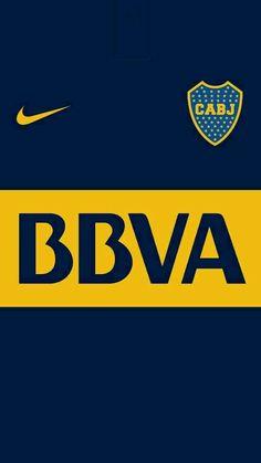 Boca Juniors of Argentina wallpaper. Football Jerseys, Football Players, Soccer Jerseys, Junior Shirts, Club America, Soccer Boots, Football Wallpaper, Lionel Messi, Cristiano Ronaldo