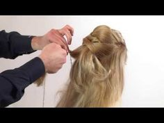 Acconciature Wedding vol. 6:Giancarlo Pignatiello Hair Designer - YouTube