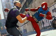 Does anyone have any close up screenshots or print files for the Scarlet Spider web shooters? I'm working on a Scarlet Cosplay and need them for my. Spider Man Playstation 4, Newest Playstation, Scarlet Spider, Anime Couples Manga, Cute Anime Couples, Anime Girls, Spiderman, Chris Mckenna, Ben Reilly