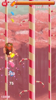 Wreck-it Ralph #game #interface