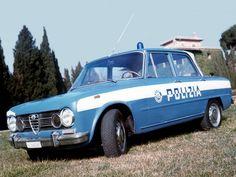 Giulia Super Polizia di Stato