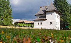 Cula Greceanu, Maldaresti is the oldest surviving cula, fortified villa, in #Vâlcea County, #Romania