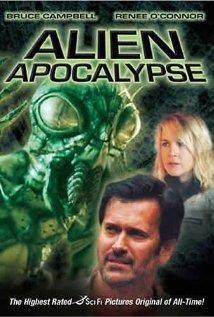 Watch 'Alien Apocalypse'.