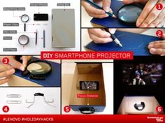 How To DIY Movie Projector