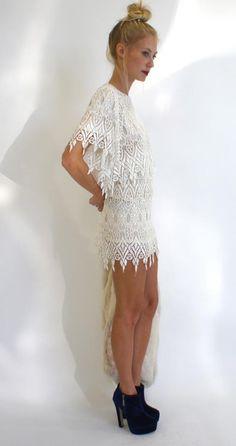Viola dress, STONE COLD FOX