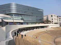 한양대 '정몽구 미래자동차연구센터' (Chung Mong-Koo Automotive Research Center, Hanyang University, Korea)