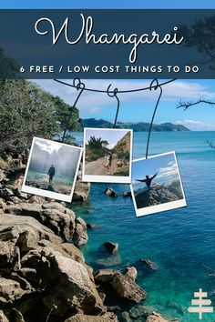 New Zealand Travel Guide, Bay Of Islands, Free Things To Do, Auckland, Amazing Destinations, Places To See, Travel Inspiration, Travelling, Travel Tips