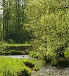 De Geul, Cottessen, Zuid-Limburg.