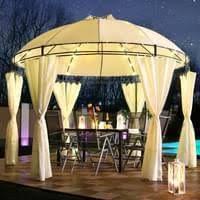 pavillon garten – Google-Suche Gazebo, Pergola, Wisteria Arbor, Pavillion, Solar, Side Wall, Trellis, Roofing Materials, Construction