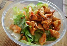 Édes-csípős saláta Bacon, Food, Essen, Meals, Yemek, Pork Belly, Eten