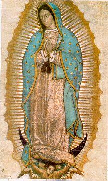 Virgen de Gudalupe