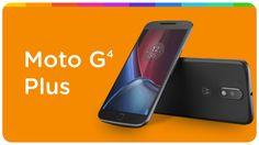 Smartphone Motorola Moto G4 Plus 32GB Dual Chip 4G Câm. 16MP + Selfie 5M...