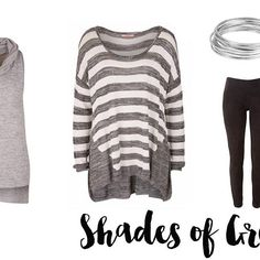 Another amazing look to wear this Autumn! Shades of grey.. because you can't get better than this right?  #shadesofgrey #style #stylish #trend #designer #love #fblogger #flatlay #ootd #shopnow #alibionline #getthelook