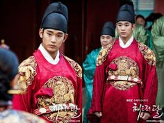 "Kim Soo Hyun - ""Moon Embracing the Sun"" (擁抱太陽的月亮 / 해를 품은 달)"