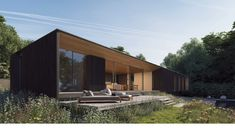 Ström Architects unveils renderings of British seaside getaway - Dr Wong - Emporium of Tings.