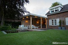 Steenstrips worden steeds vaker toegepast. Sfeervolle wandbekleding met Geopietra voor bij uw veranda, buitenkamer, tuinhuis, overkapping, serre, verbouwing, aanbouw of buitenverblijf!