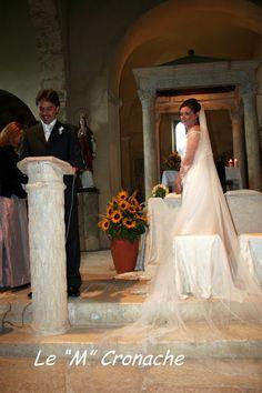 """Le """"M"""" Cronache: Il mio abito da sposa"""