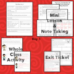 This teaching unit teaches 6 skills Student Data, Student Learning, 3rd Grade Math Worksheets, Math Blocks, Math Talk, Data Tracking, Learning Targets, Unit Plan, Guided Math