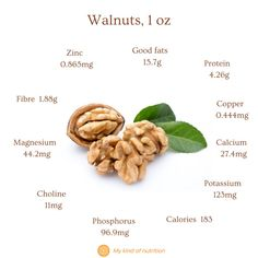 Nuts and seeds are very healthy, despite their calories. Eat a handful of nuts and seeds for a nutritious, satiating snack that won't spike your blood sugar levels. Eat unsalted, raw or lightly roasted nuts for best results. #Walnuts #walnuts nutrition #nutsandseeds #healthysnack #superfood #lowcalorie #nuts #good fats #healthy fat #plantbasedprotein #plantbased #brainfood Healthy Fats, Healthy Snacks, Healthy Eating, Plant Based Eating, Plant Based Diet, What Are Whole Foods, Walnuts Nutrition, Roasted Nuts, Fatty Fish