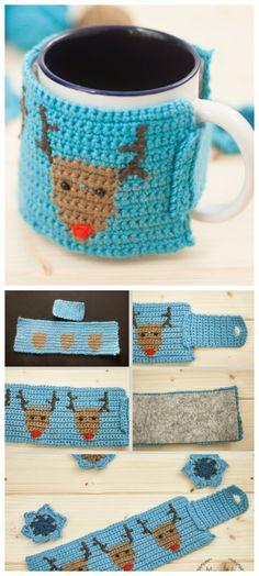 beary merry christmas crochet leisure arts