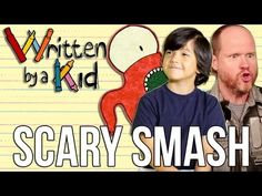 """""""written by a kid,"""" visuals by amazing folks like Felicia Day and Joss Whedon! Watch the whole series!"""