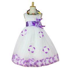 MOLFROA Girls Wedding Pageant Flower Petals Dress With Bo... https://www.amazon.com/dp/B01HETMUO8/ref=cm_sw_r_pi_dp_x_d-gkybP454WJC