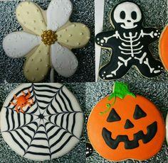Halloween Cookies! www.melissaslife.com