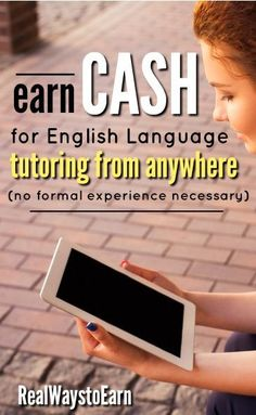 If you can speak English fluently, you can get paid to teach others to do the same -- no formal experience required. Two of these companies even let you work from your smartphone!