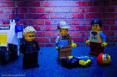 CSI: Lego #ToyPhotography #lego