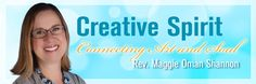"""Creative Spirit"" with USC's Rev. Maggie airs on Wednesdays at 2 p.m. PT/5 p.m. ET."