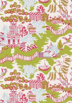 Luzon from the Enchantment collection by Thibaut