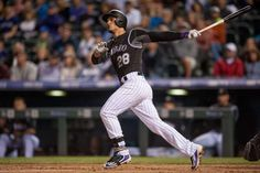 Nolan Arenado is in a great position tonight and is a top #mlb #dfs option on 8/1/17!