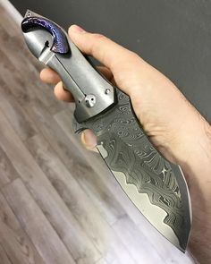 #bladeshow2017 was Lots of goodies like this #jeremymarsh Vanquish will be listed soon! #survivalknife