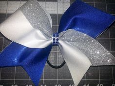 Check out this item in my Etsy shop https://www.etsy.com/listing/219623839/royal-blue-mystique-silver-glitter-white