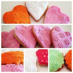 Fundant cookies