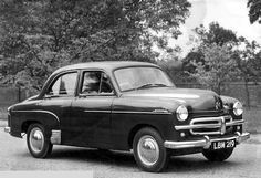Vauxhall Wyvern (1951) We had one of these !