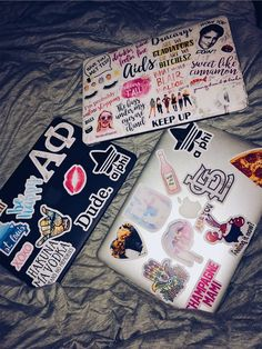 MadEDesigns is an independent artist creating amazing designs for great products such as t-shirts, stickers, posters, and phone cases. Mac Stickers, Preppy Stickers, Cute Laptop Stickers, Red Bubble Stickers, Macbook Stickers, Tumblr Stickers, Phone Stickers, Cute Cases, Cute Phone Cases