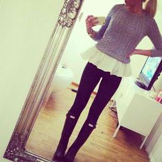 Ootd with #Hunter #Boot #Outfit
