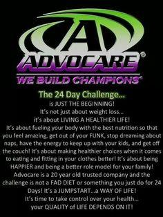 All say Advocare! www.advocare.com/14096430 Advocaremom918@yahoo.com #advocare14096430